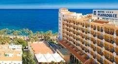 Playadulce Hotel, en Roquetas de Mar, Almería